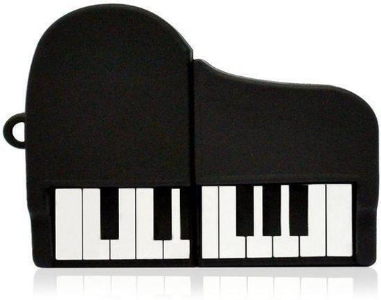 Piano USB stick met Mp3 en WAV bestand erop
